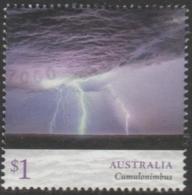 AUSTRALIA - USED 2018 $1.00 Cloudscapes - Cumulonimbus - 2010-... Elizabeth II