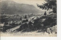 Saulxures Sur Moselle Sur Moselotte Voges Les Carrières - Saulxures Sur Moselotte