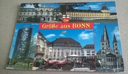 GRUSSE AUS BONN (283) - Saluti Da.../ Gruss Aus...