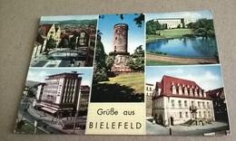 GRUSSE AUS BIELEFELD (284) - Saluti Da.../ Gruss Aus...