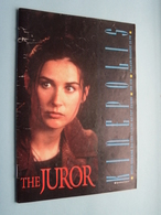 KINEPOLIS Nr. 378 * 17/4 > 23/4 The JUROR ( Zie - Voir Photo ) Anno 1996 ! - Magazines
