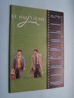 KINEPOLIS Nr. 384 * 29/5 > 4/6 Le Huitième JOUR ( Zie - Voir Photo ) Anno 1996 ! - Magazines