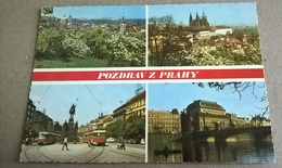 POZDRAV IZ PRAHY  (289) - Saluti Da.../ Gruss Aus...
