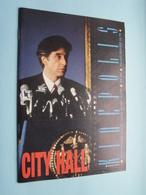 KINEPOLIS Nr. 386 * 12/6 > 18/6 CITY HALL ( Zie - Voir Photo ) Anno 1996 ! - Magazines