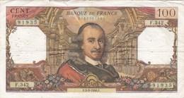 France - Billet De 100 Francs Type Corneille - 5 Septembre 1968 F - 1962-1997 ''Francs''