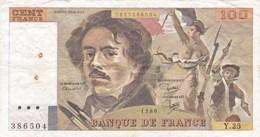 France - Billet De 100 Francs Type Eugène Delacroix - 1980 - 1962-1997 ''Francs''