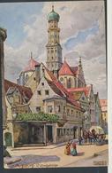 62-981 Deutschland Germany Augsburg St.  Ulrichskirche Richard Wagner Painting - Other