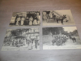 Lot De 60 Cartes Postales D' Autrefois  Reproductions  France  Lot Van 60 Postkaarten  Reproducties Copie Frankrijk - Cartes Postales