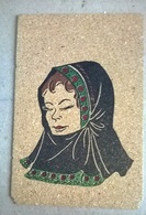 CARTOLINA DI SUGHERO VISO DI MAMOIADA  (301) - Cartoline