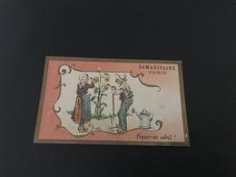 SAMARITAINE PARIS Piquer Un Soleil!  - Chromo - Autres