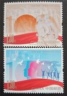 2019-8 CHINA 100TH ANNI OF MAY 4TH MOVEMENT STAMP 2V - 1949 - ... People's Republic