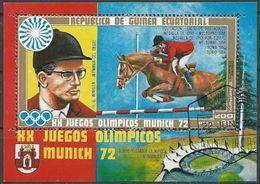 REPUBLICA DE GUINEA ECUATORIAL 1972 Mi-Nr. Block 13 O Used - Äquatorial-Guinea