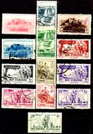 Siria-00077 - Valori Del 1953-54 (++/o) MNH/Used - Senza Difetti Occulti. - Siria