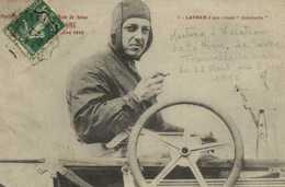 """Meeting De La Baie De Seine LE HAVRE Octobre 1910 LATHAM à Son Volant """"Antoinette"""" RV - Meetings"""