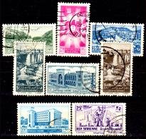 Siria-00079 - Valori Del 1950-55 (o) Used - Senza Difetti Occulti. - Siria