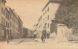 69   Lyon -  Saint Just - Rue De Trion    K 1142 - Lyon