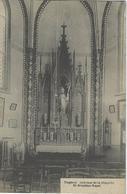 Tieghem.  -   Intérieur De La Chapelle De St. Arnould.   -   Mooi Kaartje!   -  1912  Naar   Roulers - Anzegem