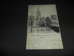 Louvain  Leuven  Eglise Ste Gertrude Et La Dyle - Leuven