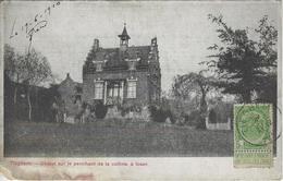 Tieghem.  -  Châlet Sur Le Penchant....  (Staat Zie Scan)   1910 - Anzegem