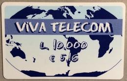 VIVA TELECOM L. 10.000 - Telecom Operators