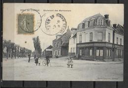 27 PONT DE L'ARCHE BOULEVARD DES MARRONNIERS - Pont-de-l'Arche