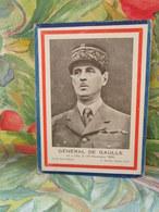 Général DE GAULLE Né à LILLE Le 23/11/1890 Cliché Henri Manuel - Cromo