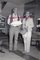 87- LIMOGES-  JANE HAMILTON ET SON MARI RACE BOVINE LIMOUSINE HERD BOOK LIMOUSIN-POLE LANAUD-RARE PHOTO ORIGINALE - Personas Identificadas