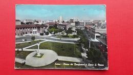 Latina.Piazza Dei Bonificatori E Leone S.Marco - Latina