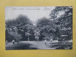 DRAVEIL. La Forêt De Sénart. Le Carrefour De L'Ermitage. - Draveil