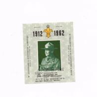 Scouts Belges.MNH,Neuf Sans Charnière. - Commemorative Labels