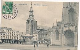 CPA - Belgique - Sint-Truiden - Saint-Trond - Marché Aux Légumes - Sint-Truiden