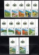 Territoire Britannique De L'Océan Indien - N°430/441 ** (2009)  Faune + Flore - Territoire Britannique De L'Océan Indien