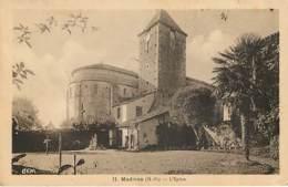 MADIRAN - L'église - 11 - France