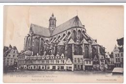 Louvain Cpa Cathédrale De St-Pierre - Leuven