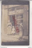 Au Plus Rapide Carte Photo Devanture Epicerie Vaisselle - Magasins