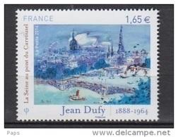 2014-N°4885** JEAN DUFY - France