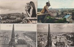 19 / 5 / 128  - PARIS  - LOT  DE  53  CPA  &  7  CPSM  DE  NOTRE  DAME  DIVERSES - Toutes Scanées - Cartes Postales