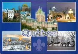 CPSM Québec               L2837 - Québec - La Citadelle