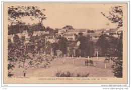 ORNE CERISY BELLE ETOILE VUE GENERALE PRISE DU VIVIER - France