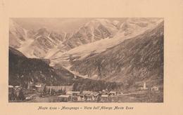 Cartolina - Postcard / Non Viaggiata -unsent / Mucugnaga, Monte Rosa. - Verbania