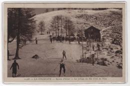 CPA 06 : 11368 - LA COLMIANE - Sports D'hiver - Le Refuge Du Ski Club De Nice - Ed. BEF Adia à Nice - Autres Communes