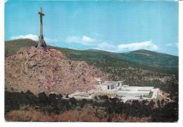 3055j: AK Cuelgamuros, Monumento Nacional Des Valle Des Los Caidos, Ecken Bestoßen - Madrid