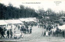 N°4766 A -cpa Foire D'Angerville La Martel - Fiere