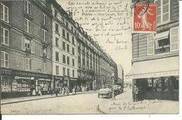 Paris 12°-Rue Lacuée - Arrondissement: 12