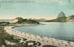 Rio De Janeiro, Av. Beira Mar - Rio De Janeiro