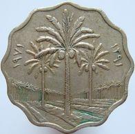 Iraq 5 Fils 1971 VF - Iraq