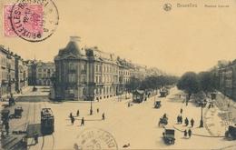 CPA - Belgique - Brussels - Bruxelles - Avenue Louise - Avenues, Boulevards