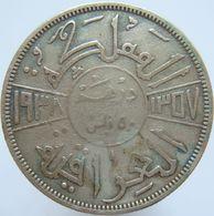 Iraq 50 Fils 1938 VF - Silver - Iraq