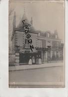 CPA - PHOTO - 77 -  LAGNY - BELLE VILLA  12, Rue SAINT DENIS - Animation - 1913 - Lagny Sur Marne