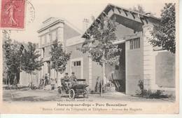 Morsang Sur Orge-Parc Beausejour.Avenue Des Muguets. - Morsang Sur Orge